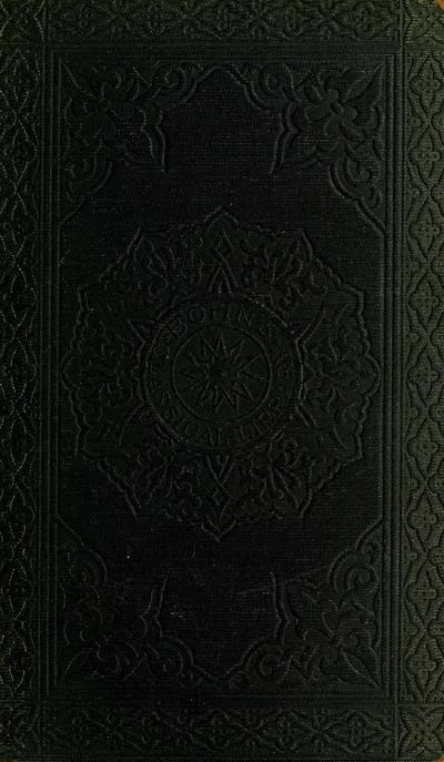 Aristotle's History of animals. In ten books.