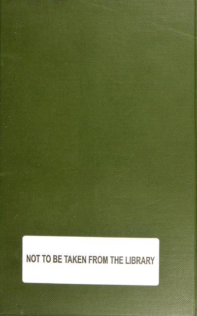 Entomology for medical officers