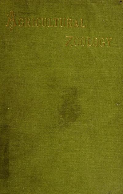 Agricultural zoology,