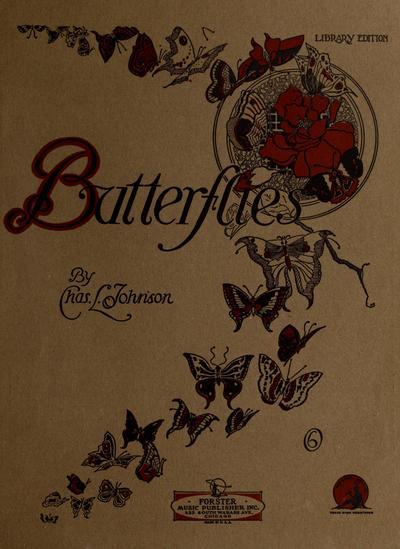 Butterflies : caprice /