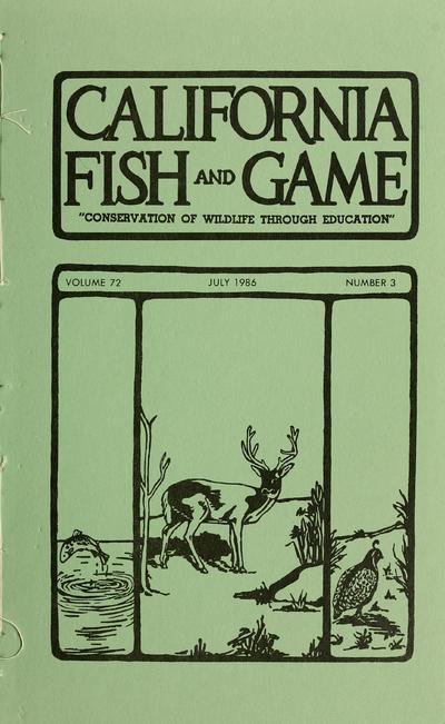Calif. fish game