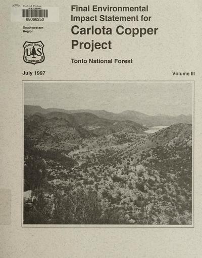 Carlota Copper Project