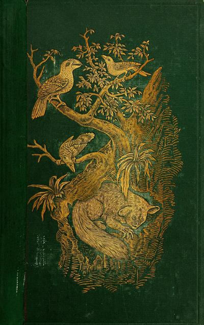 The geographical distribution of animals, with a study of the relations of living and extinct faunas as elucidating the past changes of the earth's surface. By Alfred Russel Wallace ..