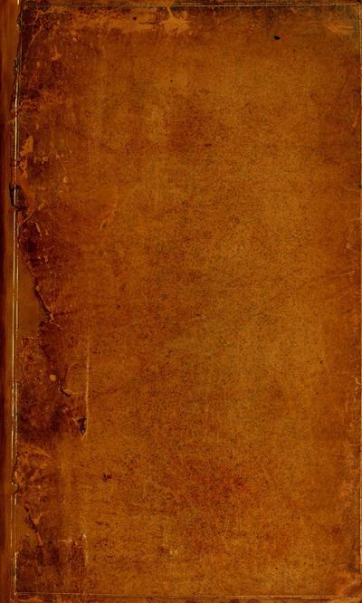 Essay on the principles of vegetation and tillage