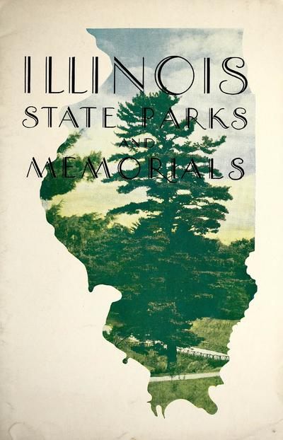 Illinois state parks and memorials, 1939.