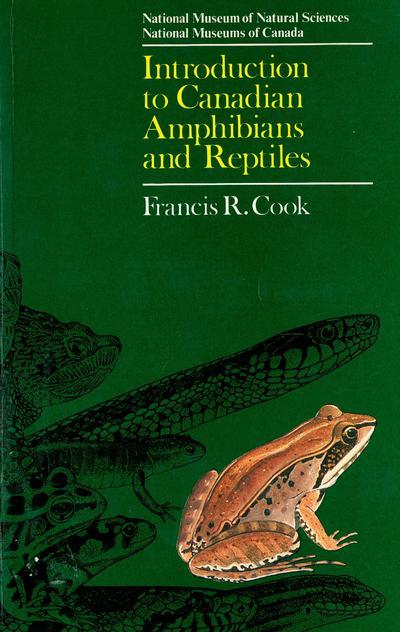 Introduction aux amphibiens et reptiles du Canada /