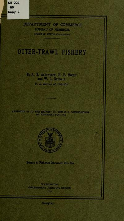 Otter-trawl fishery.