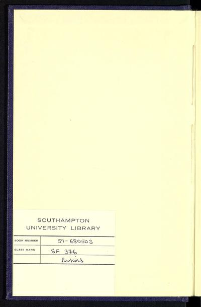 Practical observations on the improvement of British fine wool : and the national advantages of the arable system of sheep husbandry /