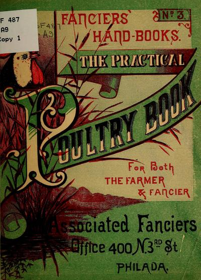 The practical poultry book, for both the farmer and fancier,