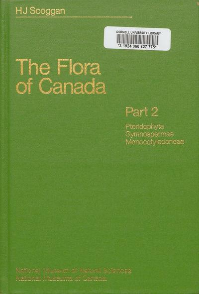 The Flora of Canada /