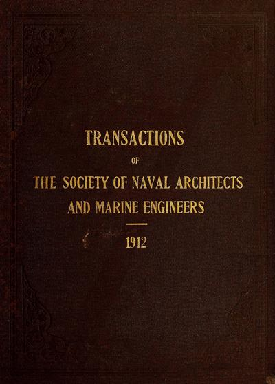 Trans. - Soc. Nav. Archit. Mar. Eng.