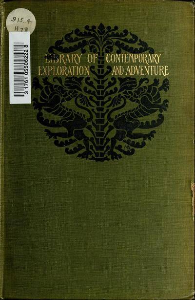Two years in the jungle : the experiences of a hunter and naturalist in India, Ceylon, the Malay Peninsula and Borneo / by William T. Hornaday.