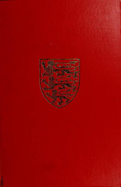The Victoria history of the county of Durham; ed. by William Page.