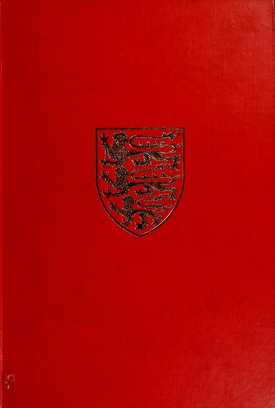 The Victoria history of the county of Suffolk; ed. by William Page.