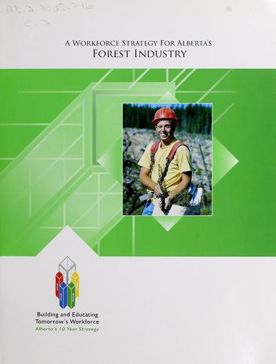 Strategy for Alberta's forest industry