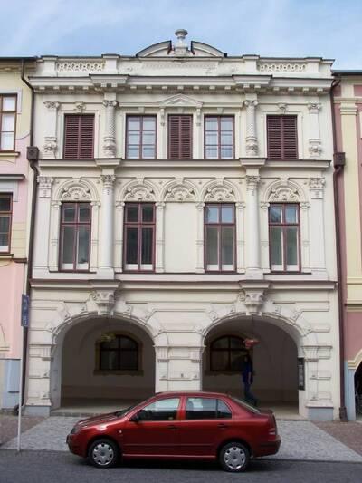 Svitavy, Měšťanský dům