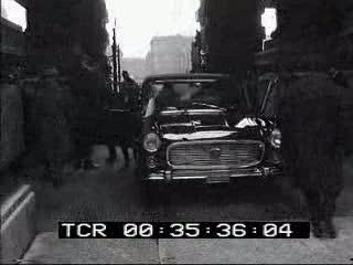 Cerimonia di apertura dell'anno giudiziario 1967.