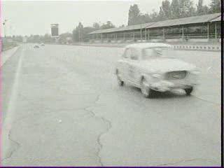 Monza - gara di consumo in auto