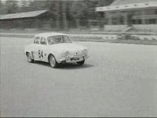 MONZA Gara automobilistica