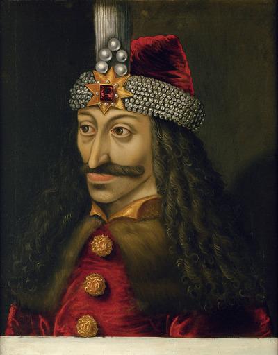 Vlad III. Tzepesch, der Pfähler, Woywode der Walachei 1456-1462 und 1476 (gestorben 1477)