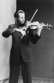 Ritratto di un giovane violinista