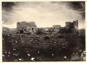 Ruderi del castello di Civita di Bojano.
