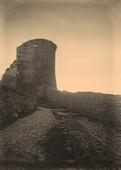 Veduta della Torre di Terzano a Campobasso.
