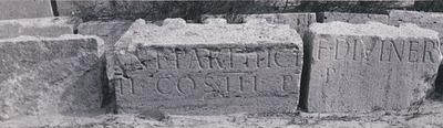 Dedication to Hadrian