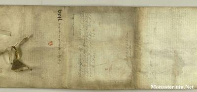 Charter: MelkOSB 1493 VIII 29