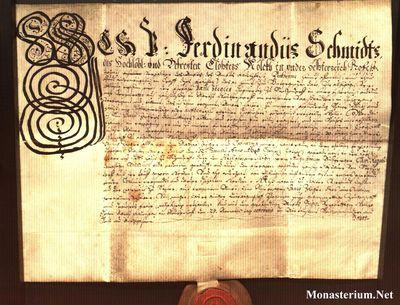 Charter: MelkOSB 1686 X 25