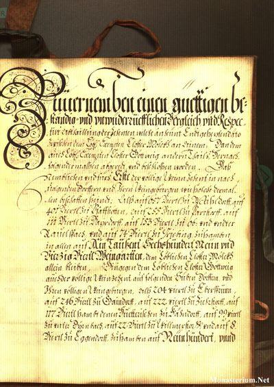 Charter: MelkOSB 1704 VIII 10