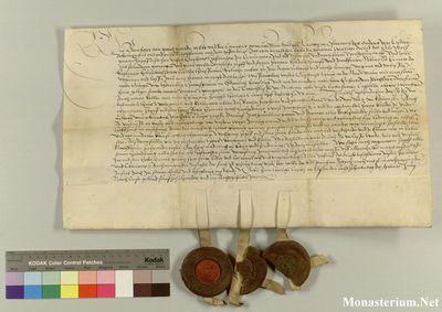 Charter: HeiligenkreuzOCist 1518 VI 18