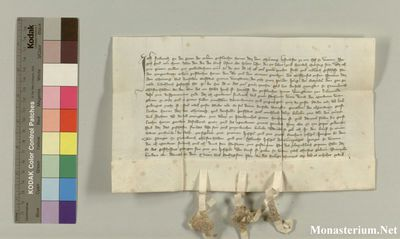 Charter: GoettweigOSB 1369 IX 14