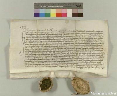 Charter: GoettweigOSB 1443 XII 04