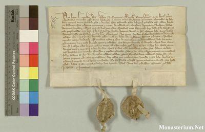 Charter: LilienfeldOCist 1342 II 17