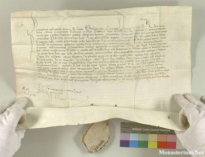 Charter: LilienfeldOCist 1514 III 11