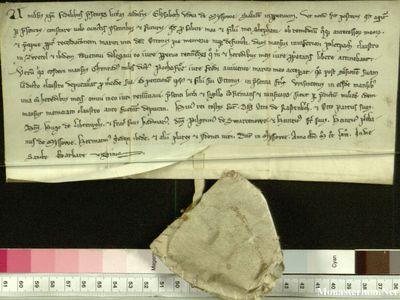Charter: Urkunden 1266 XII 04