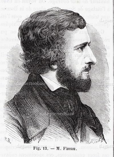 portrait M. Fizeau