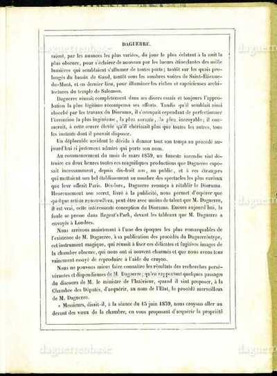 Daguerre, Louis Jacques Mandé