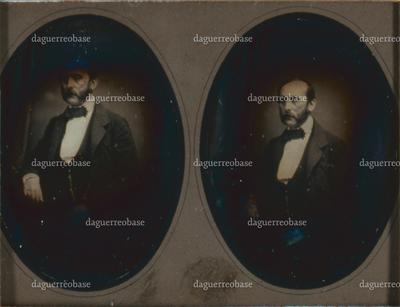 2 Stereoskopen. 1853.