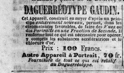 Journal des Débats - Gaudin