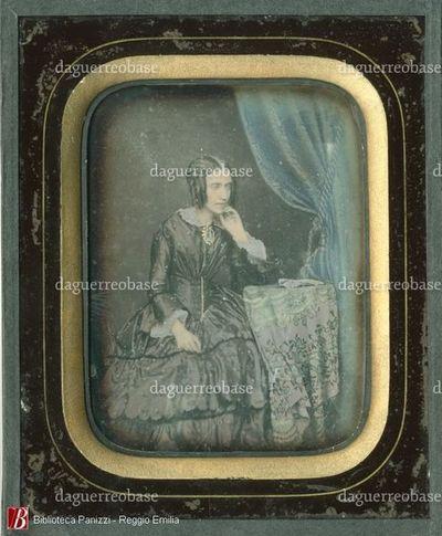 Countess Albertina San Vitale of Parma