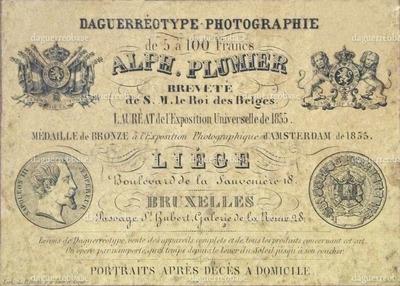 Alphonse Plumier, Liège