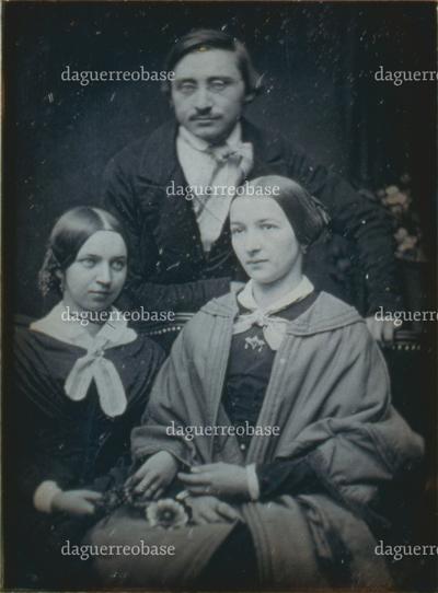 Copie nach Daguerreotyp. 1850.