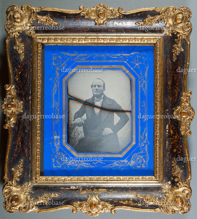 Portrait of captain Karl Waselius