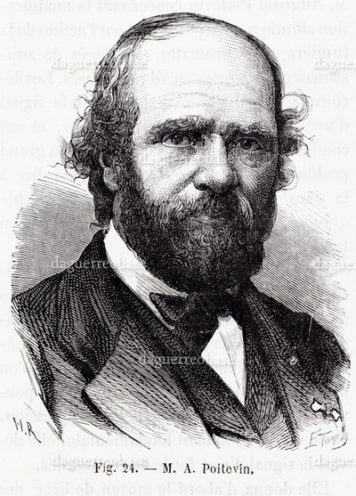 Portrat de M. A. Poitevin