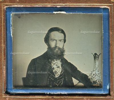 Portrait of Italian man