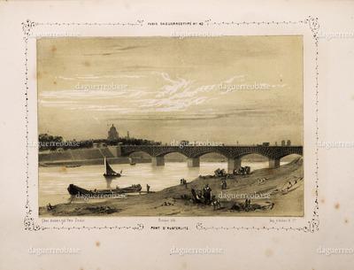 Pont d'Austerlitz.