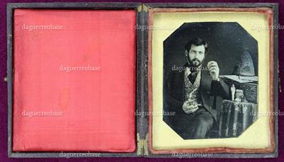 Portrait of Serop Alishan, Antique Dealer and collector
