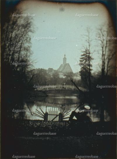 Leipzig, Gerhards Garten 1851